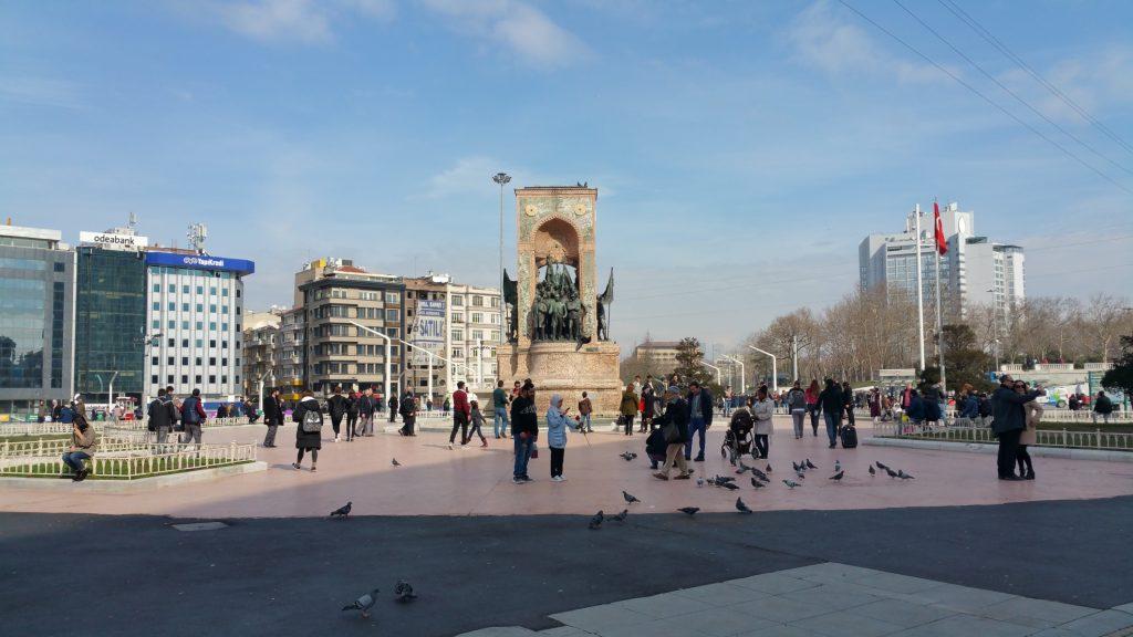 náměstí Taksim