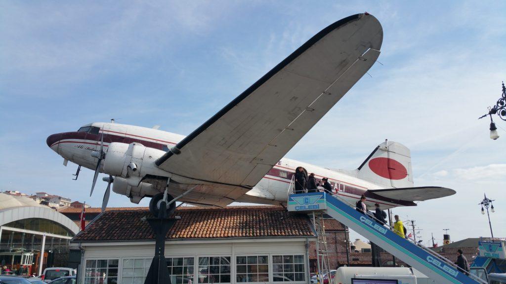Muzeum Rahmi,Douglas DC-2