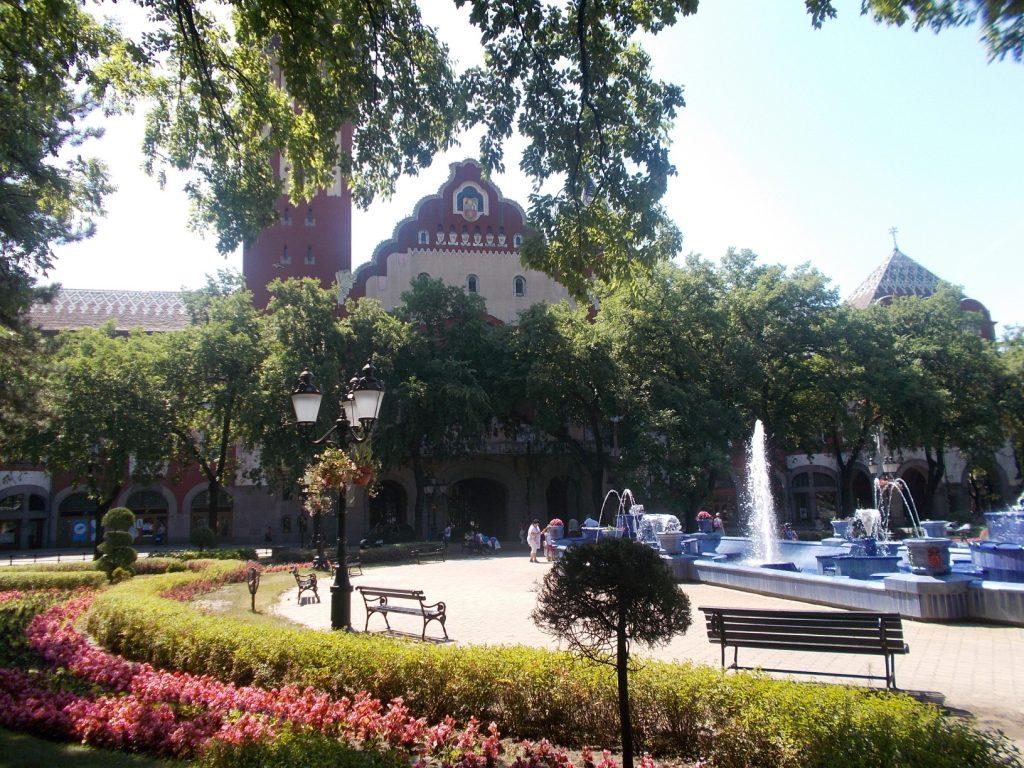 Subotica,radnice