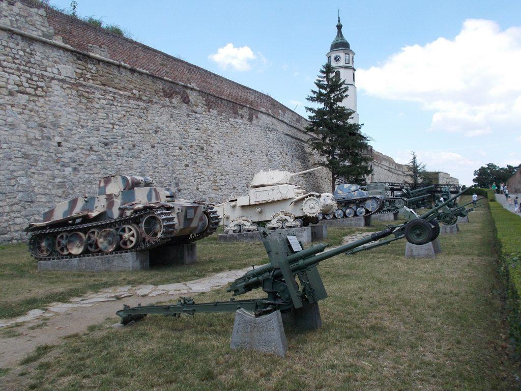 Bělehrad,Military museum