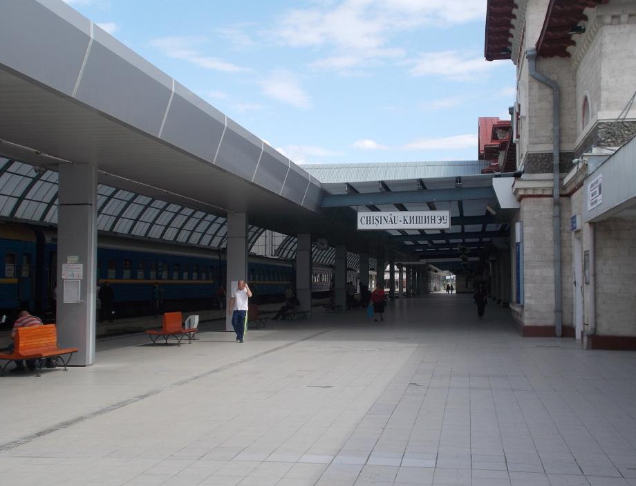 Kišiněv,vlakové nádraží