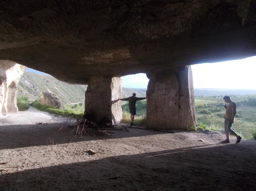 """Trebujeni,""""naše jeskyně"""""""