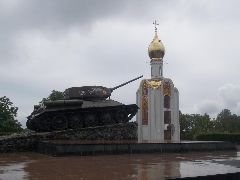 Tiraspol,T-34