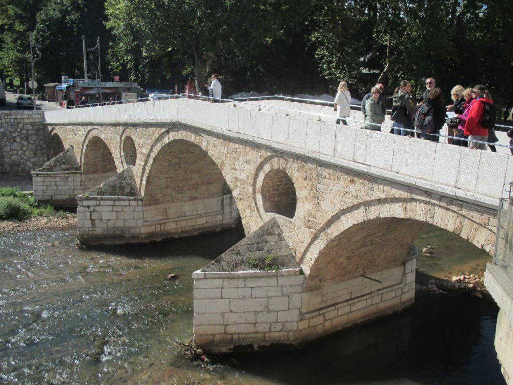 Sarajevo,Latinský most