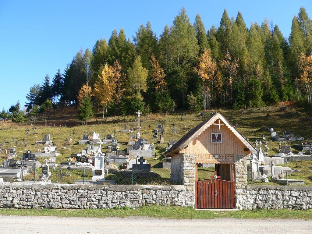 Velké Borové,hřbitov