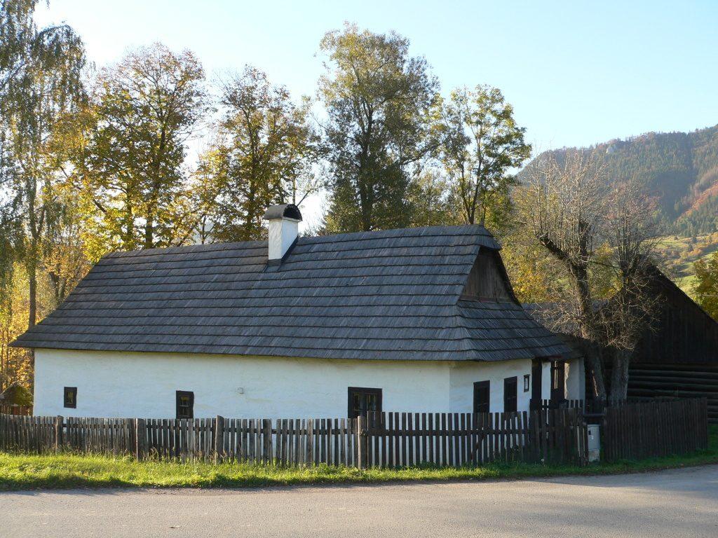 Bukovina,rolnická usedlost z 19.století