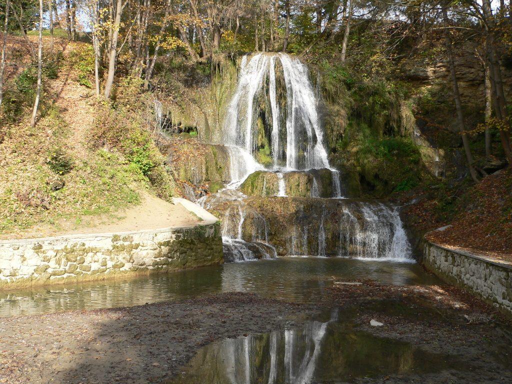 Lúčky,Lúčanský vodopád