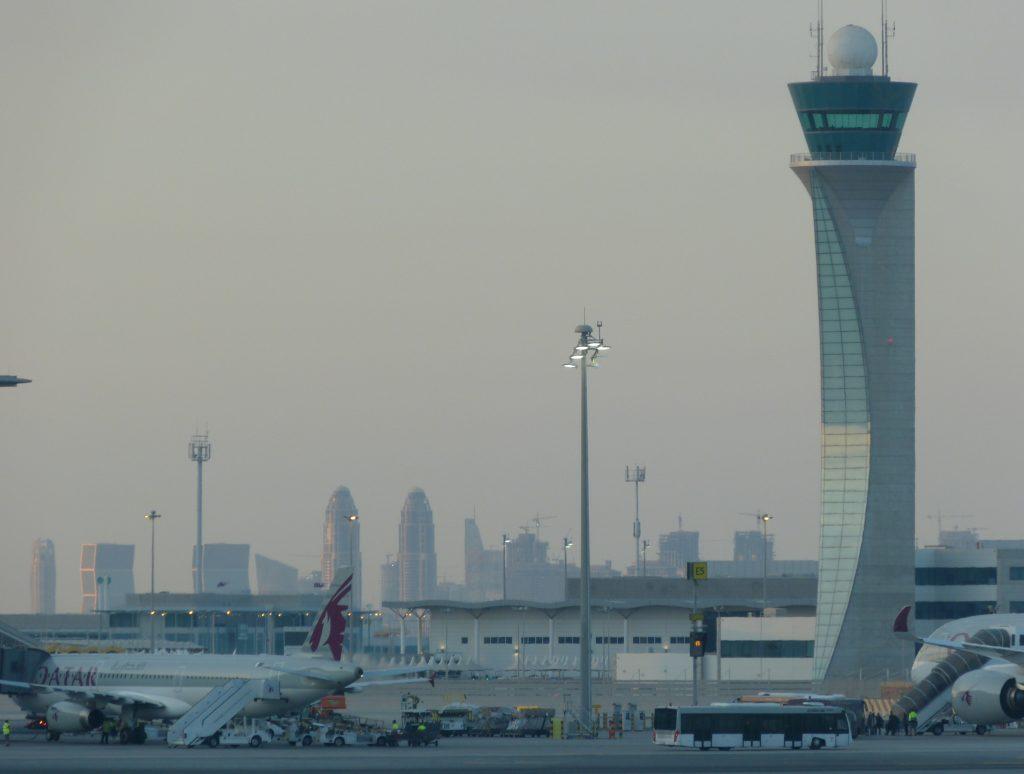 letiště v Dohá
