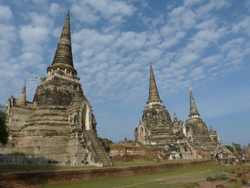 Ayutthaya,Wat Phra Si Sanphet