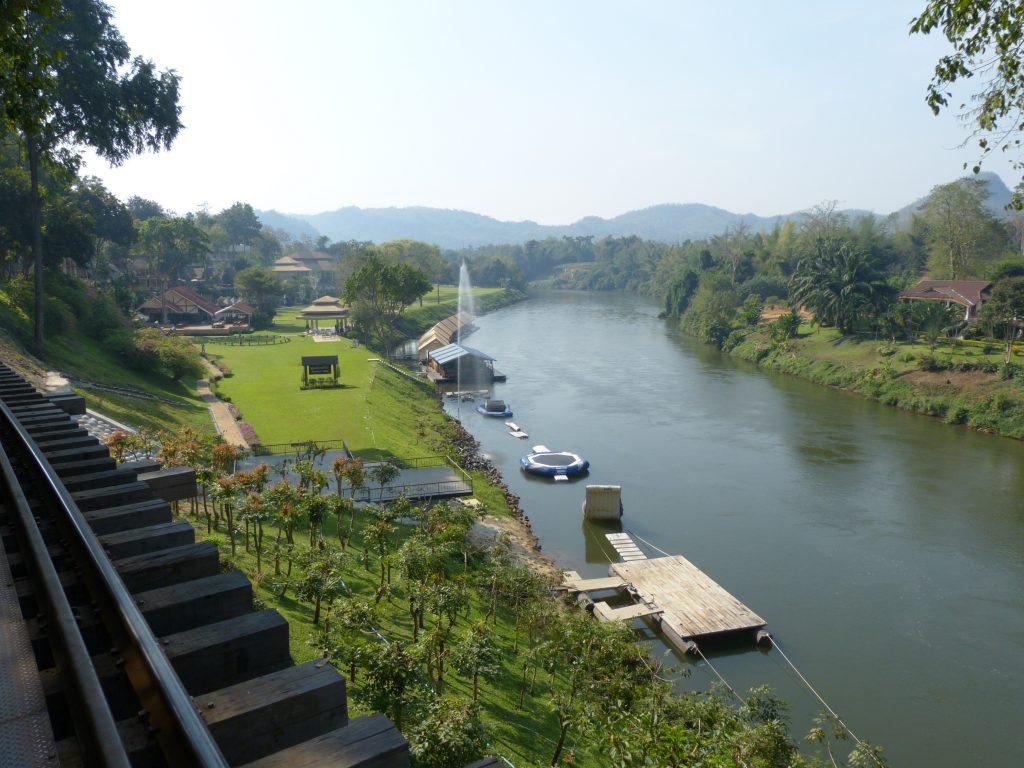 Tham Krasae,řeka Kwae Noi