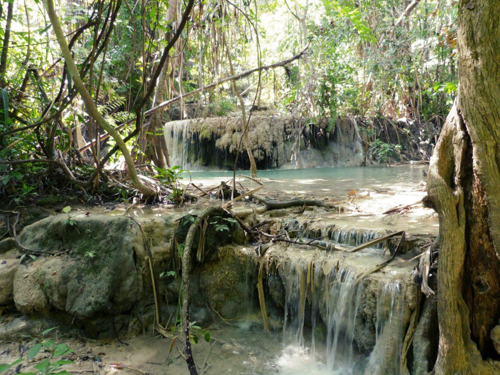 NP Erawan,5.vodopád