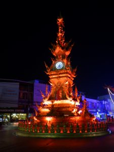 Chiang Rai,Clock Tower