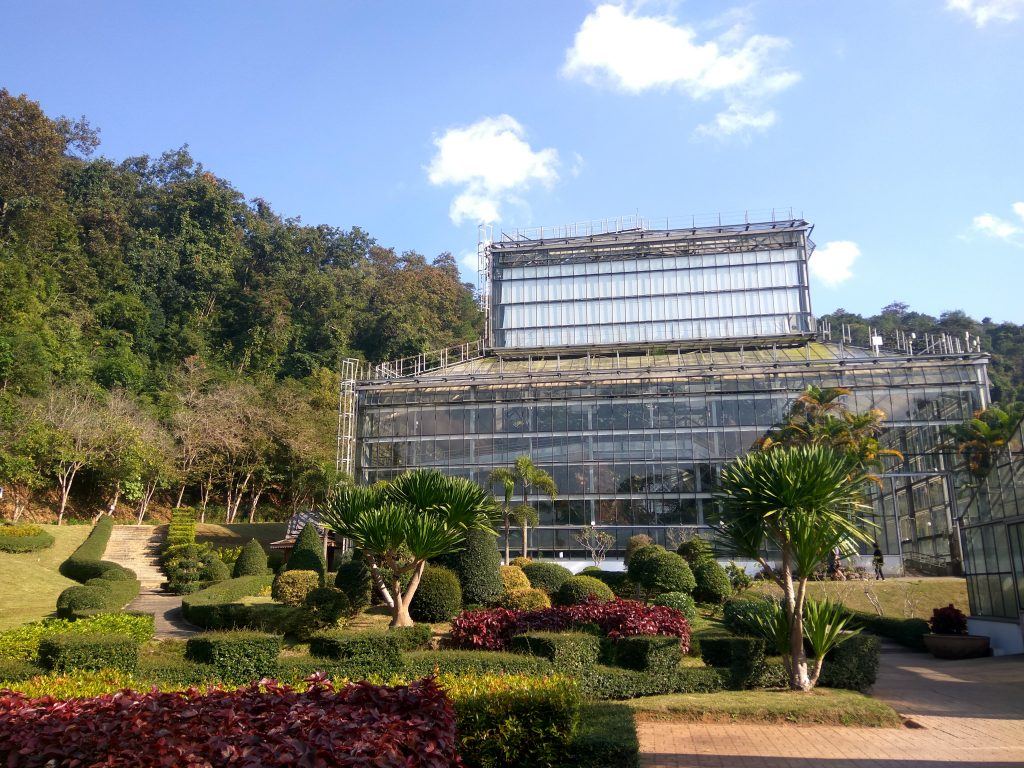 Botanická zahrada královny Sirikit