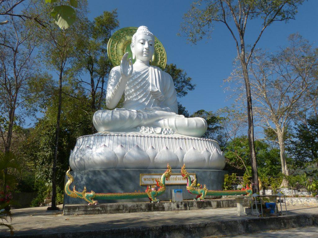 Mae Sai,Wat Tham Pha Chom