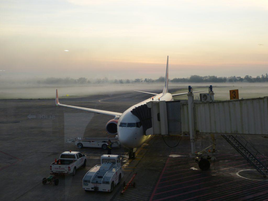 Chiang Rai,letiště
