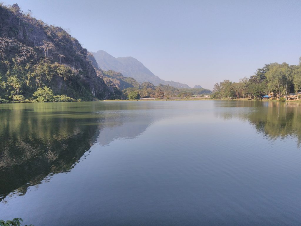jezero Tham Sao Hin
