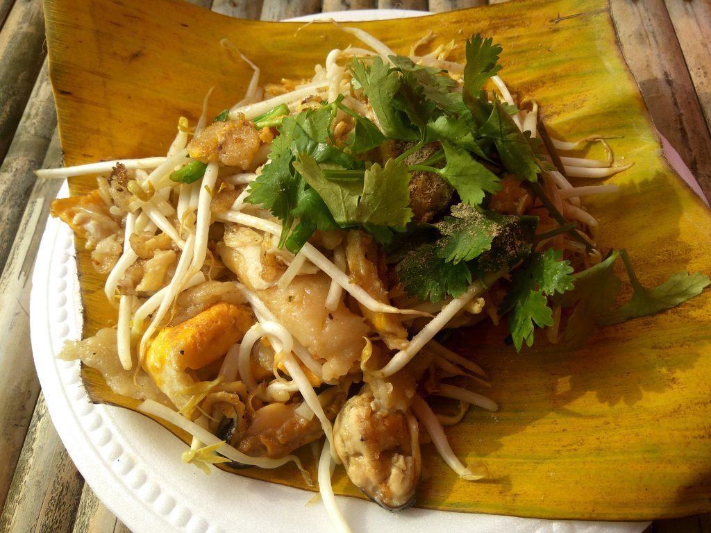 Koh Chang,oběd