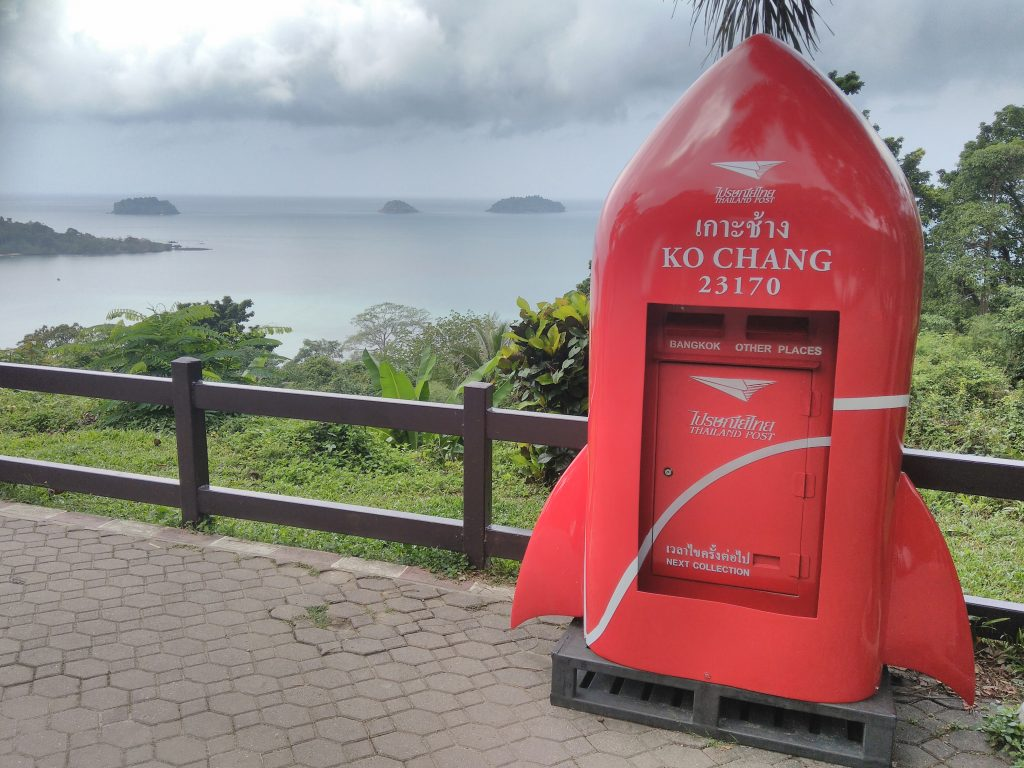 Koh Chang,Kai Bae View Point