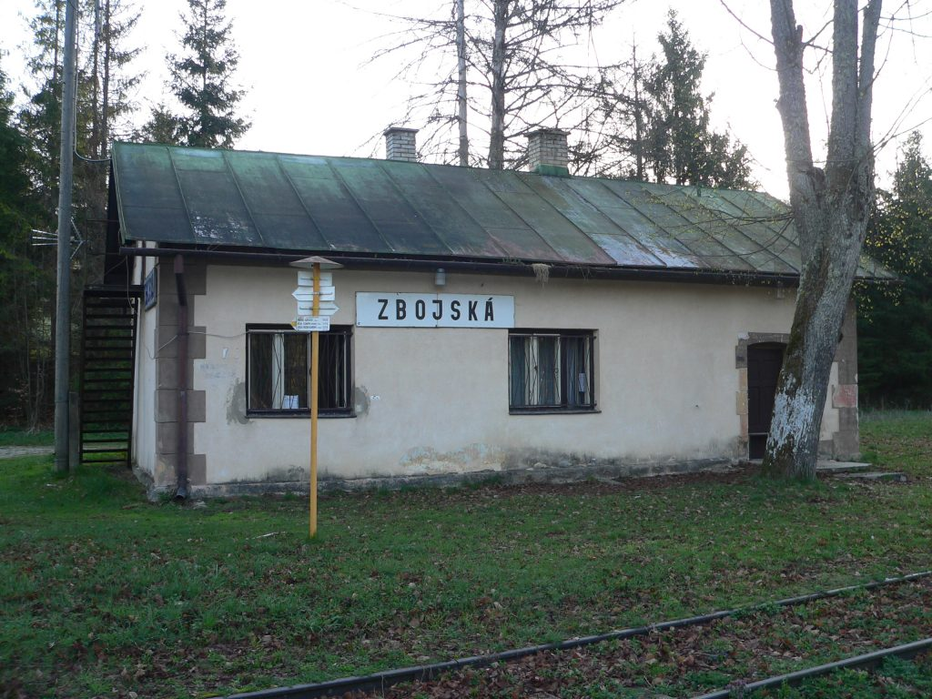 stanice Zbojská