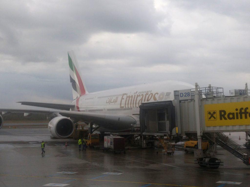 Wien,Airbus A -380