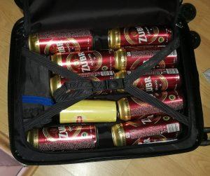 Pepovo odbavené zavazadlo :-)