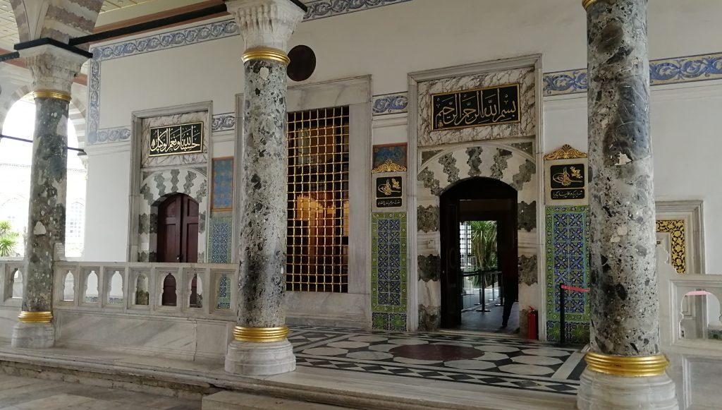 palác Töpkapi