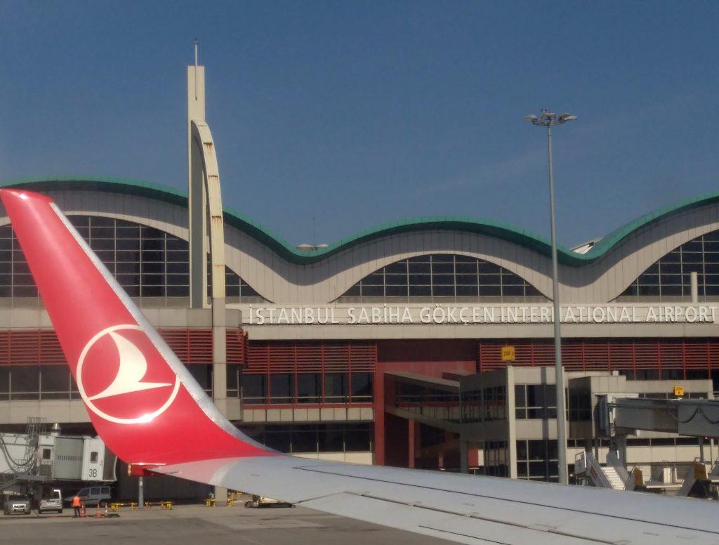 letiště Sabiha Gökcen