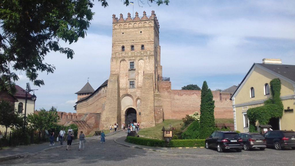 Luck,Lubartův hrad