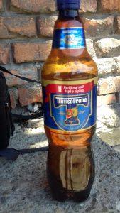 Suceava-Burdujeni,pivo Timisoreana