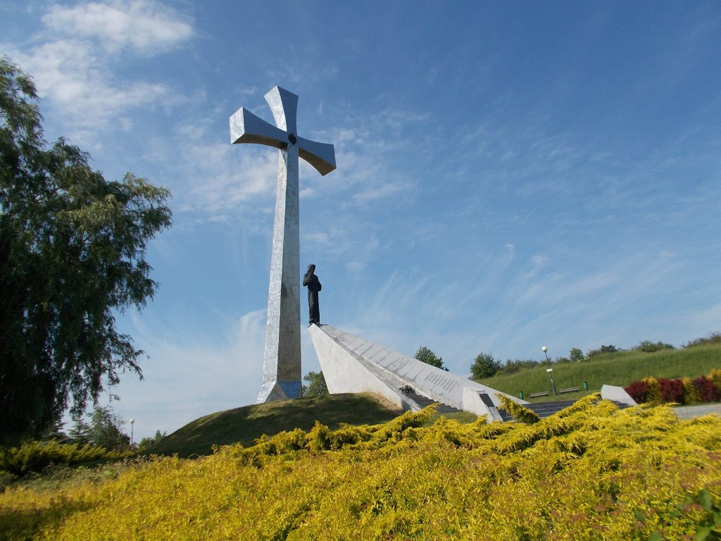 Přemyšl,Kříž Zawierzenia