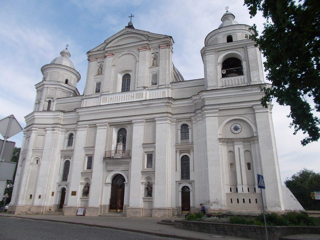 Luck,katedrála sv.Petra a Pavla