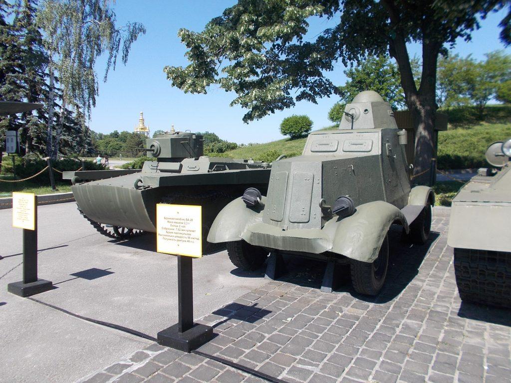 Kyjev,vojenské muzeum