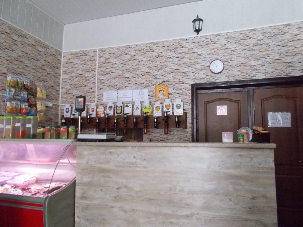 Kamenec Podolský,pivní bar