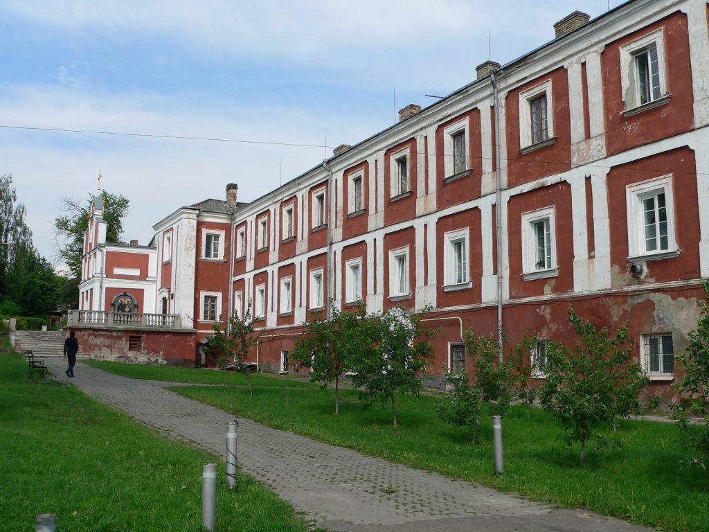 Luck,klášter dominikánů