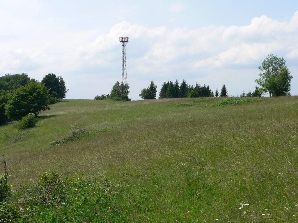 Kamenité,vysílač