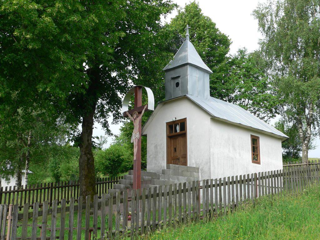 kaplička pod Marťáckym vrchom
