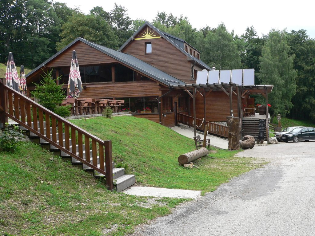 Inovecká chata