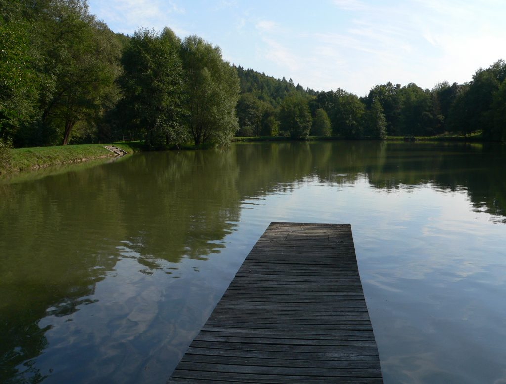 Žítková,přehrada