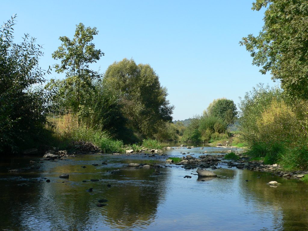 Bylnice,řeka Vlára