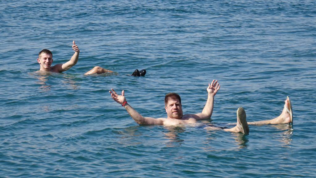 Mrtvé moře,Dead Sea Access - Free