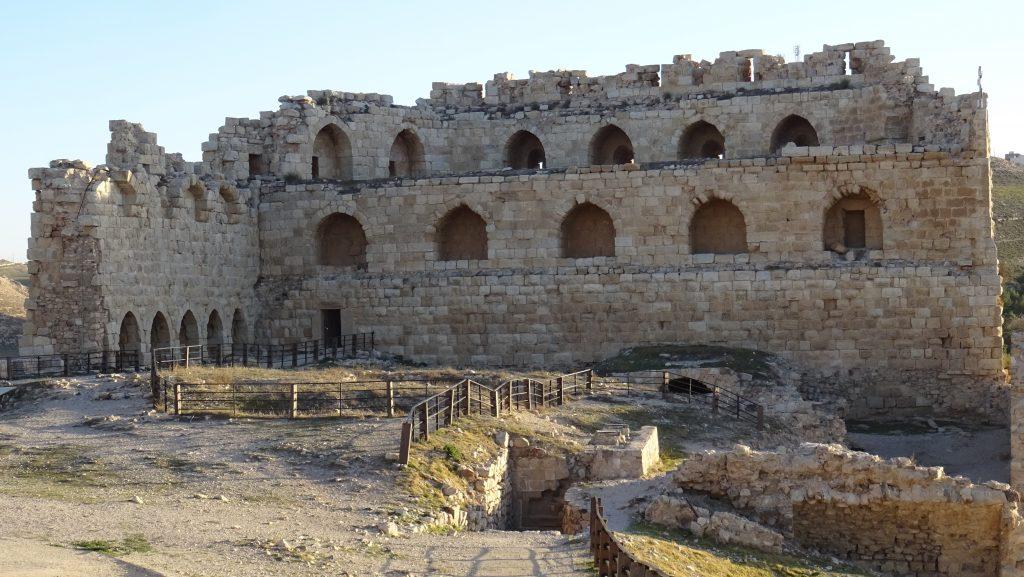 hrad Kerak