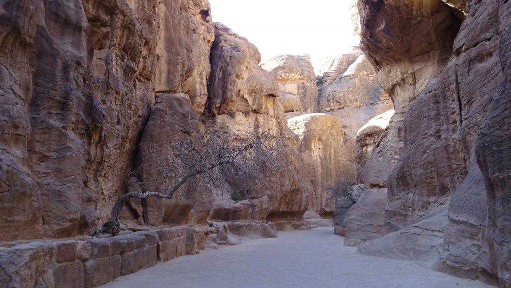 Petra,Al Siq