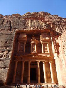 Petra,Treasury