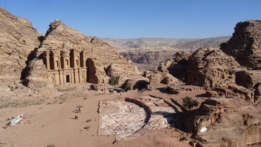 Petra,Ad-Deir