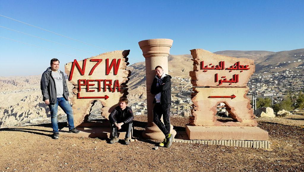 Wadi Musa,vyhlídka