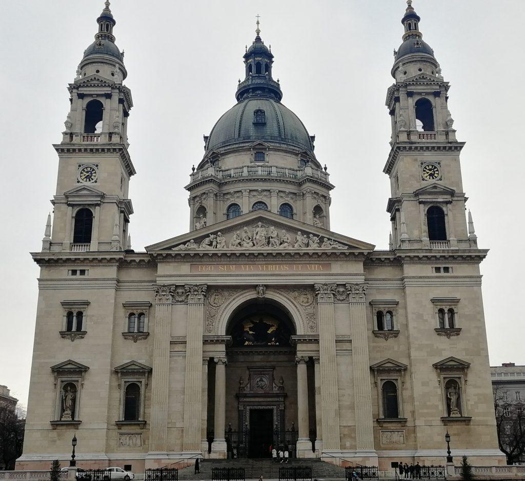 Budapešť,basilika sv.Štěpána