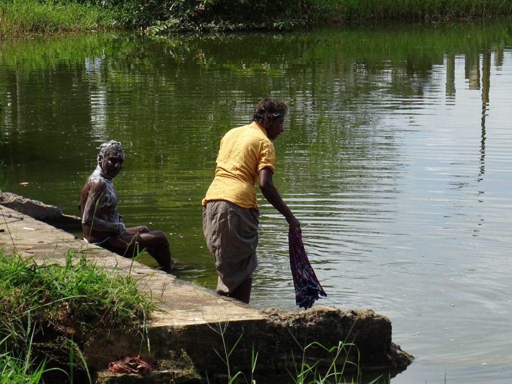 Anuradhapura,jezero Kumbichchan Kulama