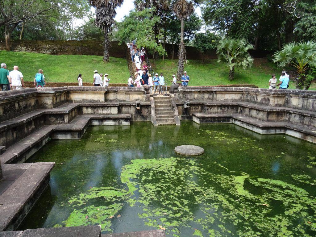 Polonnaruwa,Kumara Pond