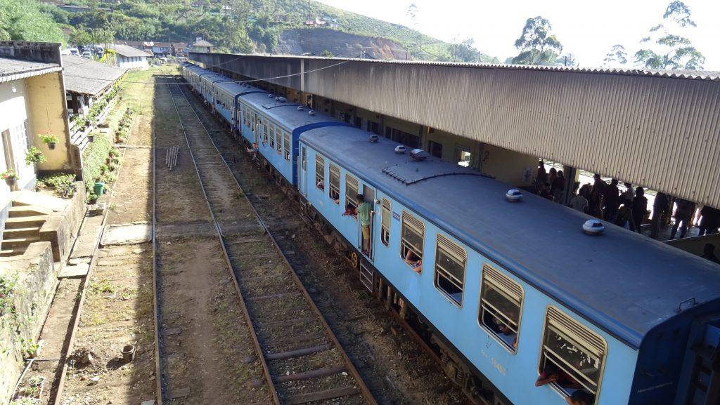 Nanu-Oya,nádraží
