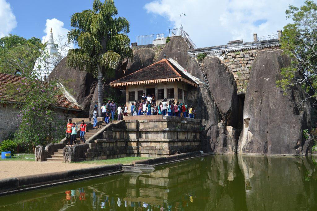 Anuradhapura,Isurumuniya Rajamaha Viharaya